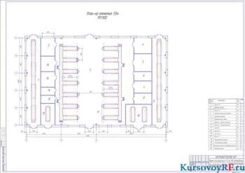 Технологическое проектирование пассажирского автотранспортного предприятия на 180 автомобилей ГАЗ-24
