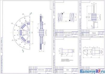 Ремонт узлов трансмиссии: курсовое исследование