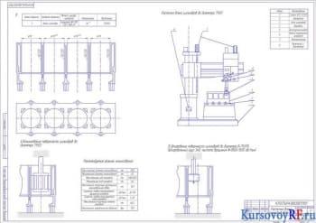 Технологический процесс ремонта блока цилиндров ВАЗ-2107
