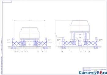 Использование грузовых транспортных средств КАМАЗ-5511, ЗИЛ-130, УРАЛ-43206