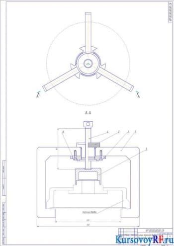 Техническое описание съёмника для тормозных дисков и барабанов