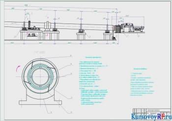 Расчет и проектирование устройства для очистки отходящих газов вращающейся печи