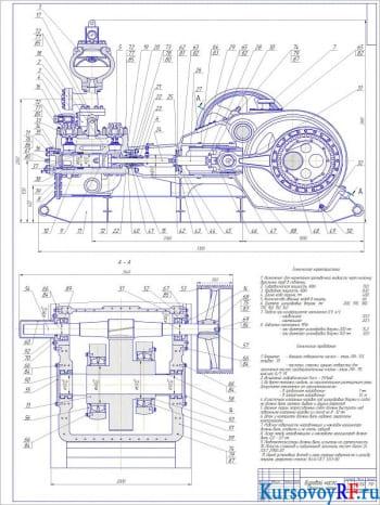 Монтаж, эксплуатация и ремонт буровых насосов У8