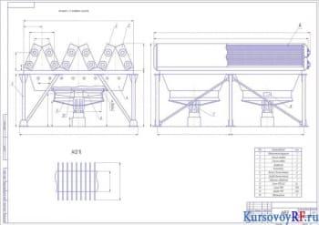 Дооборудование агрегата АВТ-1 для уменьшения компонентов бензина