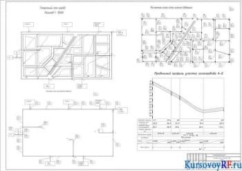 Проектирование сети газоснабжения населенного пункта