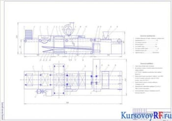 Курсовой проект модернизации конфетоотливочного аппарата