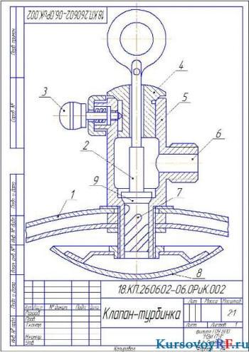 Проект варочного котла типа «Вулкан»