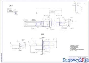 Курсовой расчёт фаршеприготовительного комплекса типа ЛПК1000Ф