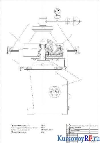 Расчет технологической линии для производства традиционного творога