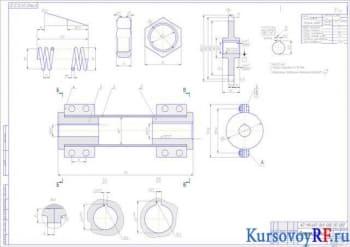 Курсовая разработка оборудования для изготовления глазированных вафель