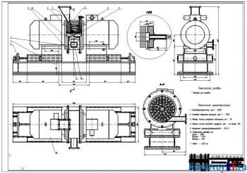 Создание технического предложения на модернизацию дезинтеграторной мельницы