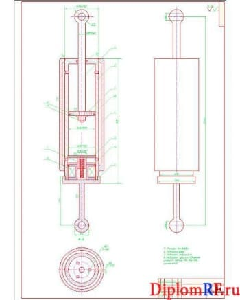 Дипломный проект модернизации машин стиральных типа  СМА с целью улучшения  демпфирующих свойств