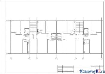 Курсовое проектирование водоснабжения и канализации