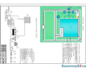 Курсовой расчет станции очистки воды из поверхностного источника