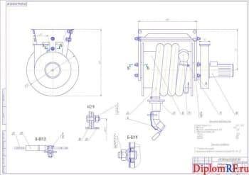 Совершенствование технологии ТО в ПТО с конструированием устройства удаления выхлопных газов
