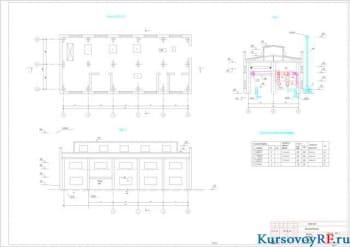 Курсовой проект вентиляции промышленного предприятия