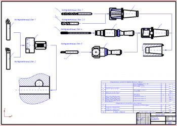 Разработка технологического процесса обработки детали «Стержень»