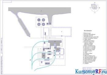 Расчетный курсовой проект атомной электростанции