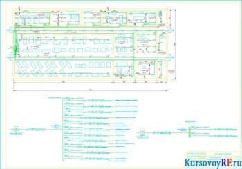 Разработка электроосвещения ремонтно-механического цеха предприятия