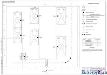 Проектирование электрической системы машиностроительного завода