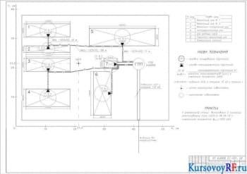 Проектирование электрической системы машиностроительного завода и цехов