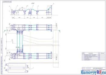 Курсовое проектирование тупиковой подстанции