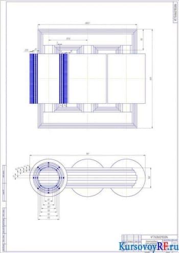 Проектирование и курсовой расчет трансформатора