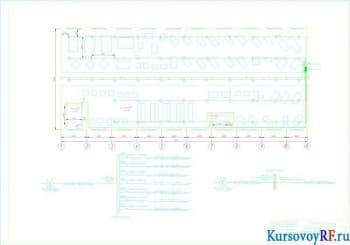Курсовой проект электроосвещения ремонтно-механического цеха промышленного предприятия
