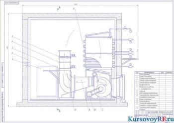 Курсовое проектирование флюидизационных морозильных аппаратов