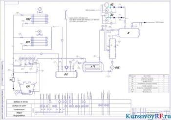 Курсовое проектирование и расчет оборудования для охлаждения тушек птицы