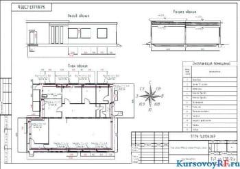 Курсовое проектирование систем отопления и вентиляции ветрооэнергетической установкой