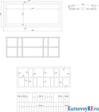 Разработка курсового проекта конструкций стального каркаса промышленного одноэтажного здания