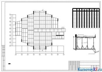 Строительство многоэтажного монолитного жилого дома