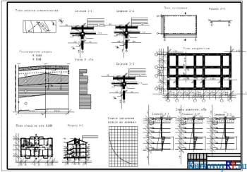 Проектирование и расчет фундамента жилого здания в городе Иваново