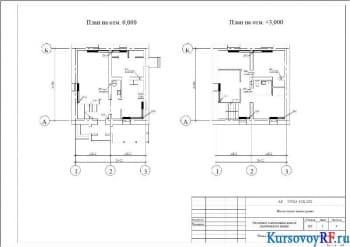Вентиляция и отопление малоэтажного жилого дома
