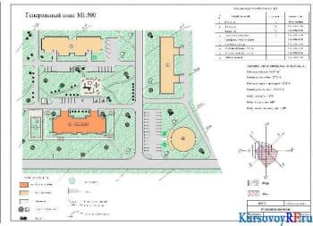 Курсовое проектирование строительства 10-ти этажного жилого дома