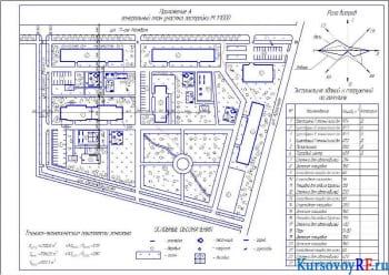 Проектирование многоэтажного жилого массива