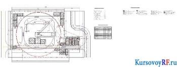Курсовая разработка проекта строительства монолитного девятиэтажного жилого дома