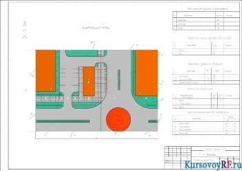 Проектирование столовой - заготовочной на 50 посадочных мест
