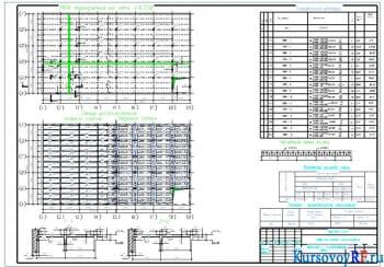 Проектирование производственного многоэтажного здания
