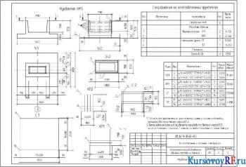 Курсовое проектирование одноэтажного производственного корпуса с мостовыми кранами