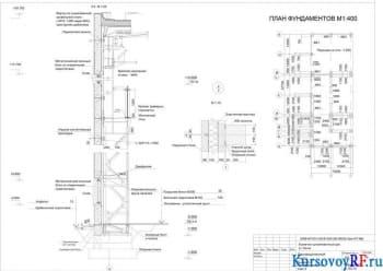 Проектирование здания кузнечно-штамповочного цеха