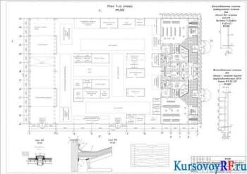 Проектирование промышленного здания механосборочного цеха