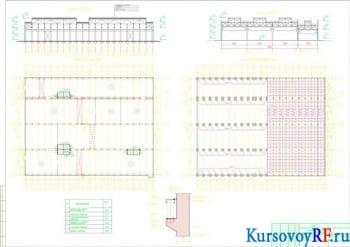 Курсовое проектирование на машиностроительном заводе литейного цеха с АБК