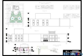 Проектирование городского клуба на 500 мест
