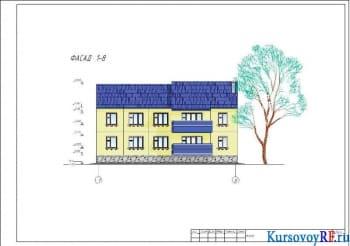 Разработка двухэтажного индивидуального жилого здания