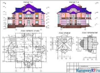 Разработка индивидуального жилого помещения