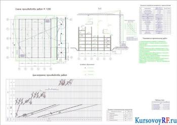 Проект монтажа строительных конструкций гражданских и промышленных и гражданских сооружений