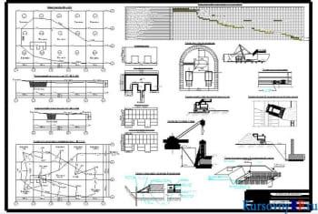 Технология строительных процессов при планировке строительной площадки