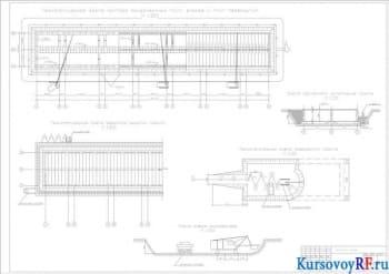 Работы нулевого цикла для жилого кирпичного здания с подвалом